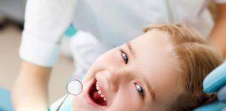 quando prima visita dentista bambini